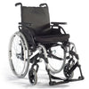 Breezy Basix2 Manual Folding Wheelchair
