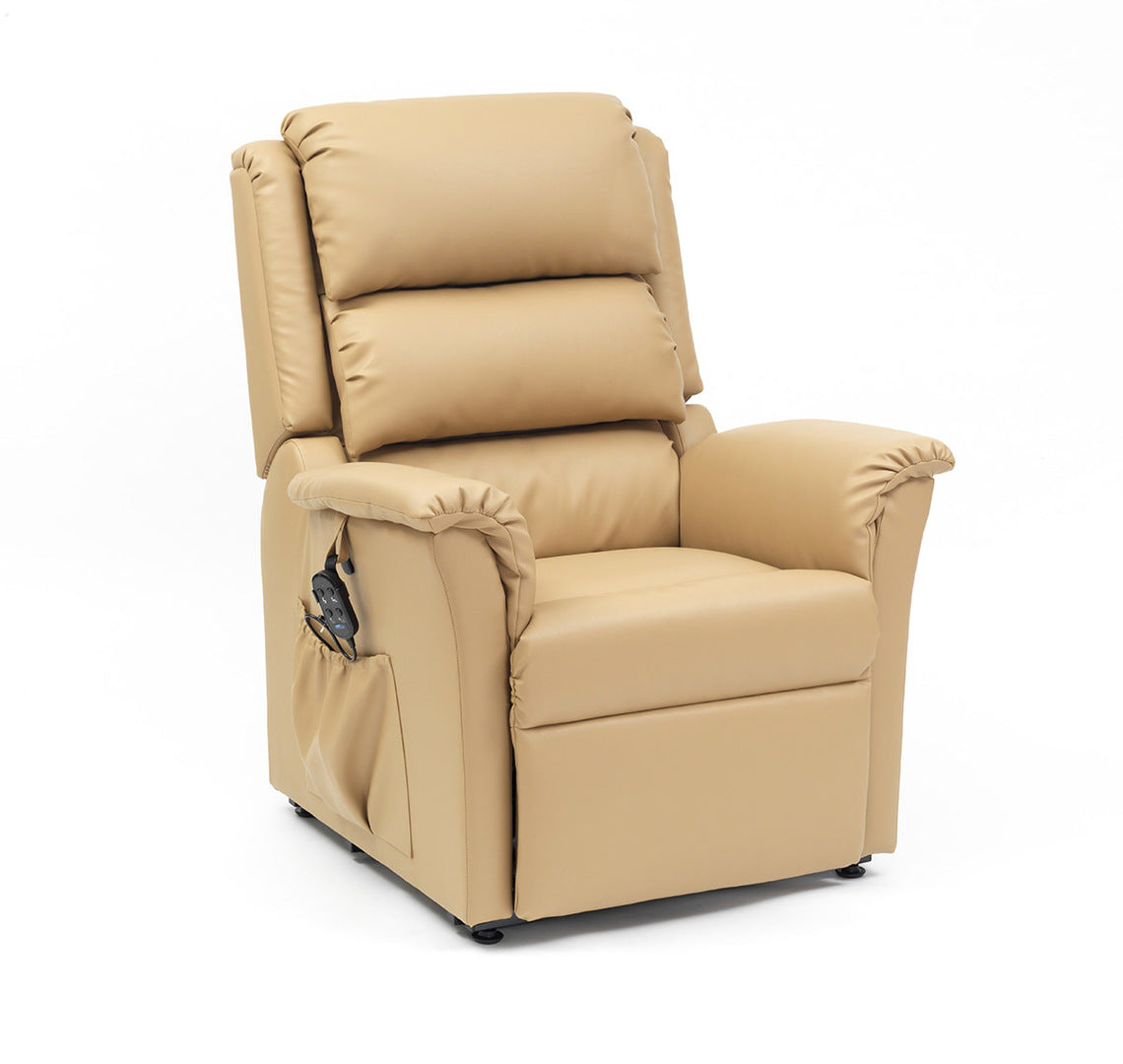 Restwell Nevada Anti-Microbial PVC Wipedown Rise and Recline Chair
