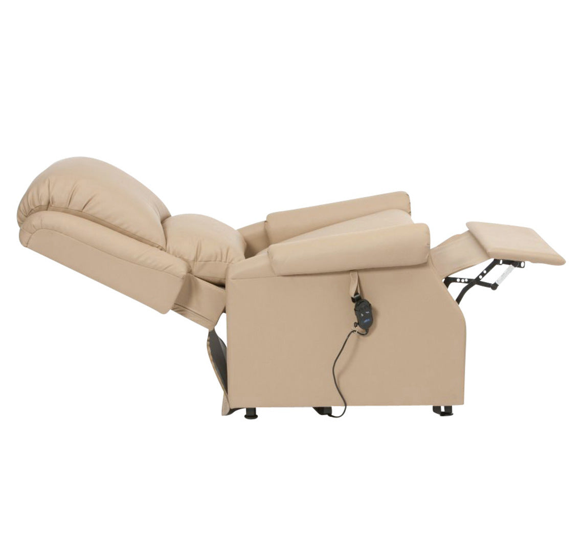 Drive Chicago PVC Anti-Microbial Wipedown Rise and Recline Chair