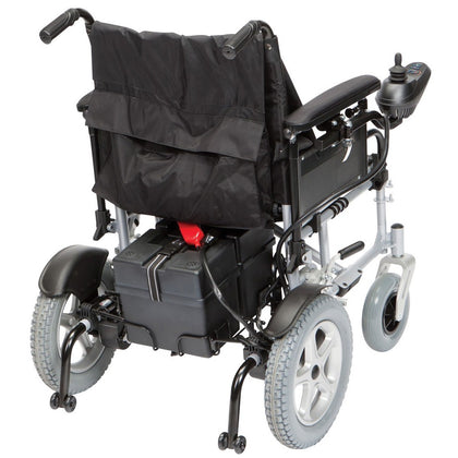 Cirrus Steel Powerchair