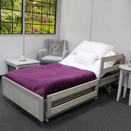 Elita Premium Profiling Bed with Side Rails