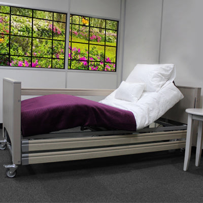 Elita Standard Profiling Bed With Side Rails