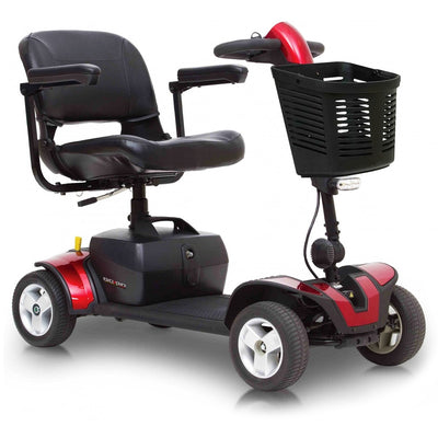 Pride Go-Go Elite Traveller Sport Long Range 4mph Boot Scooter