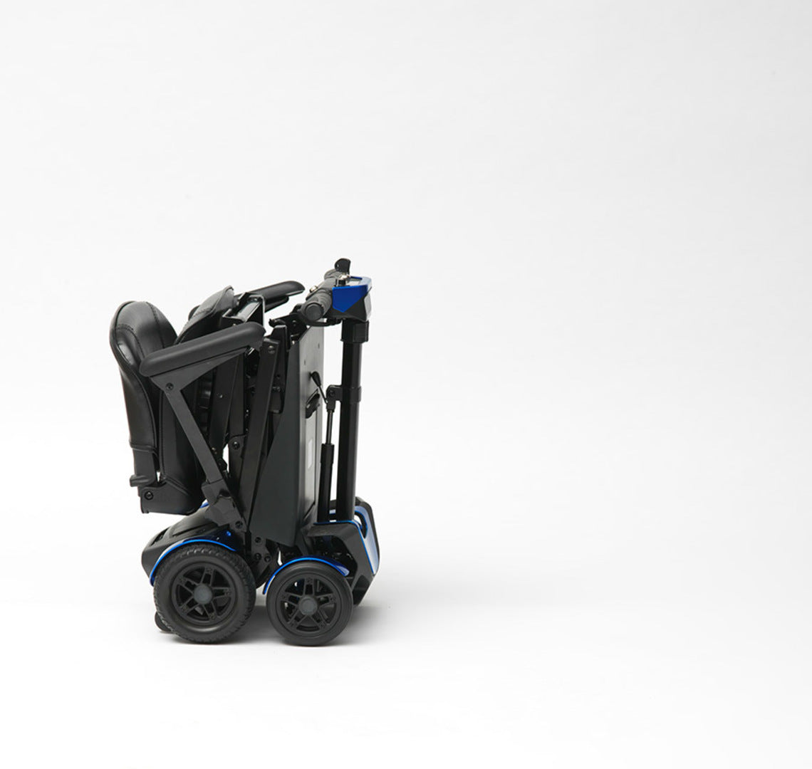 Drive 4 Wheel Lightweight Auto Folding Scooter