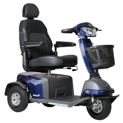 Excel Galaxy 2 Premium 3 Wheel 8mph Mobility Scooter