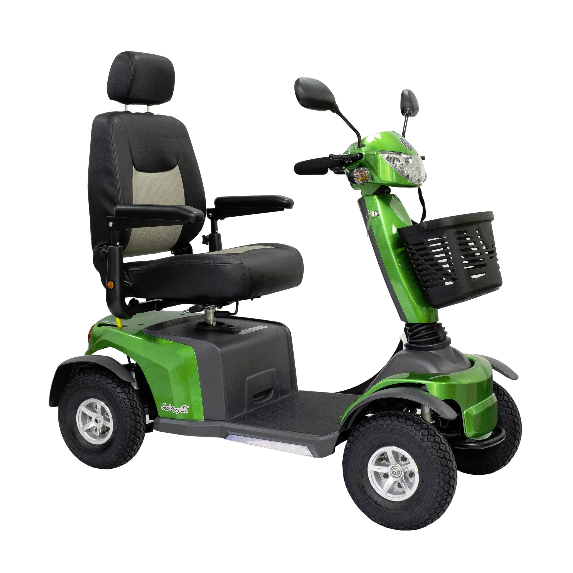 Excel Galaxy 2 Premium 8mph Mobility Scooter