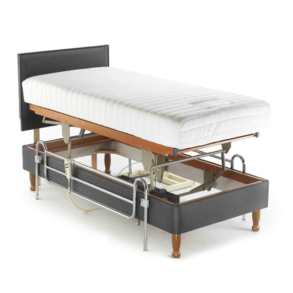 MiBed Homecare Electric Adjustable High/Low Nursing Bed