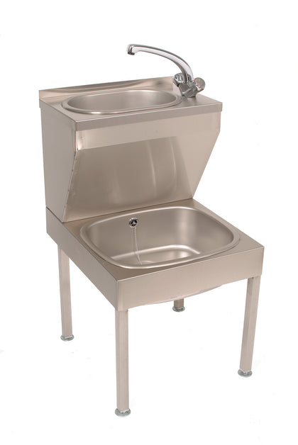 Parry Stainless Janitorial Sink