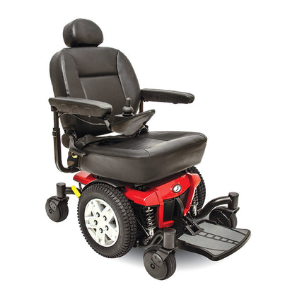 Pride Jazzy 600ES ATX Indoor Outdoor Powerchair