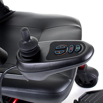 Travelux Quest 4mph Compact Power Chair