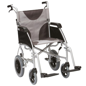 Drive Ultra Lightweight Aluminium Transit Wheelchair