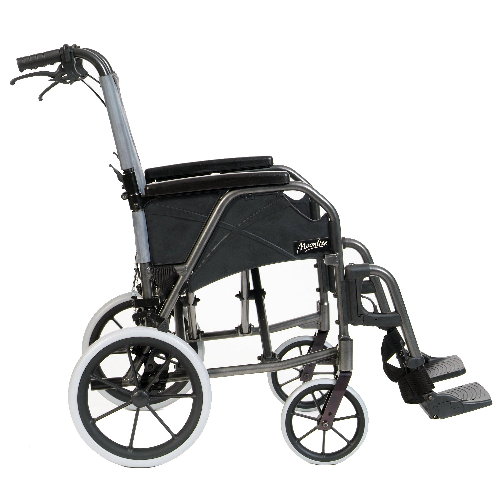 Breezy Moonlite Portable Transit Wheelchair