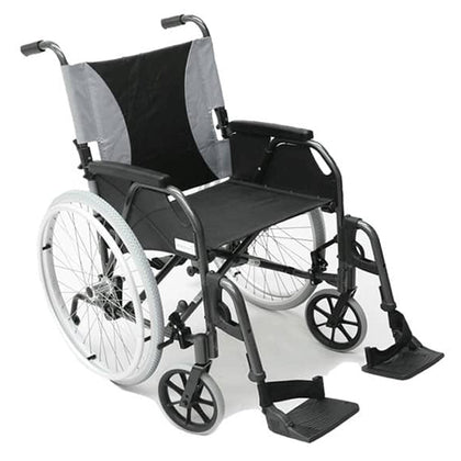 Breezy Moonlite Portable Self Propel Wheelchair