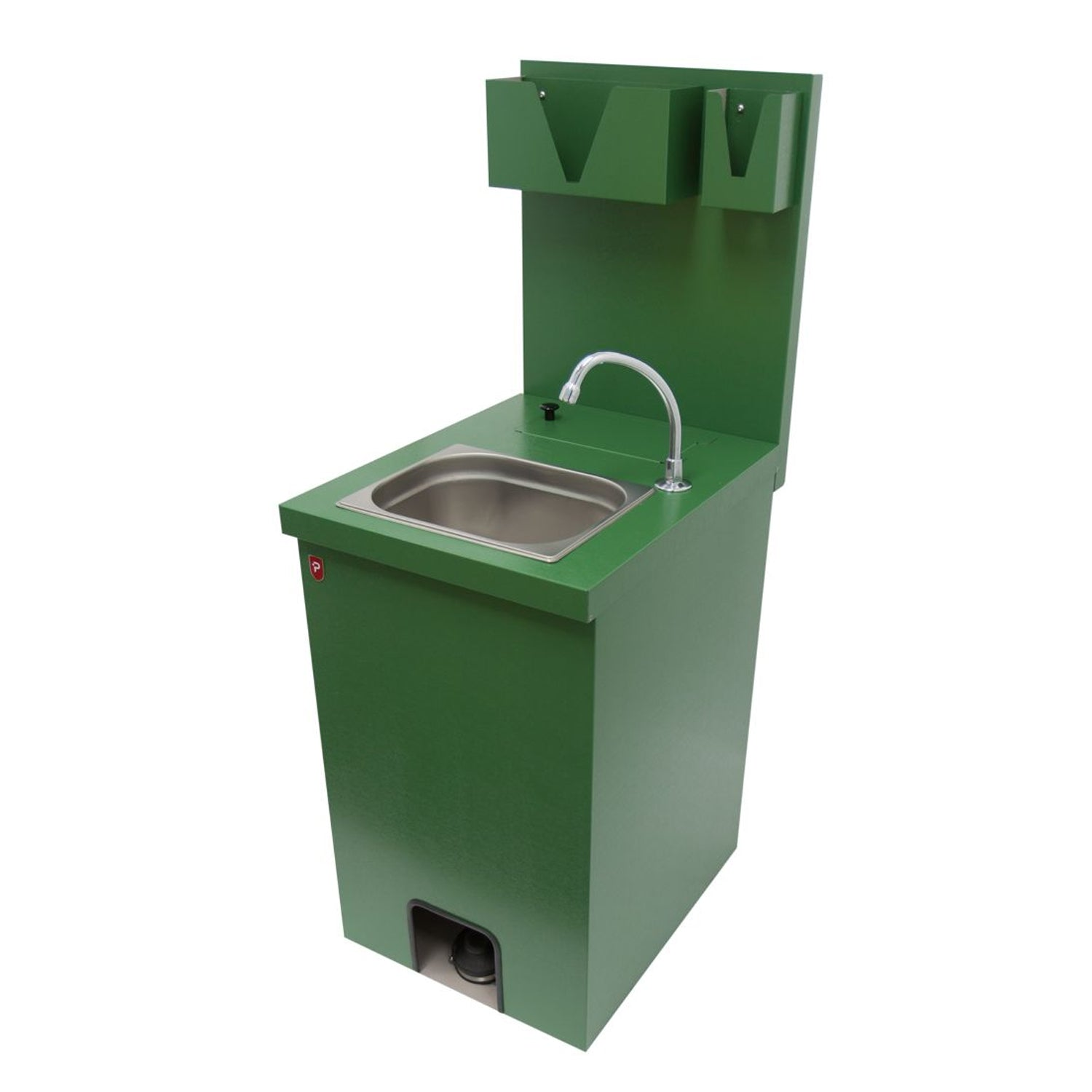 Parry Heated Low Height Children's / School Mobile Hand Wash Basin