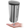 Automatic Hand Sanitiser Gel Dispenser - Stainless Steel