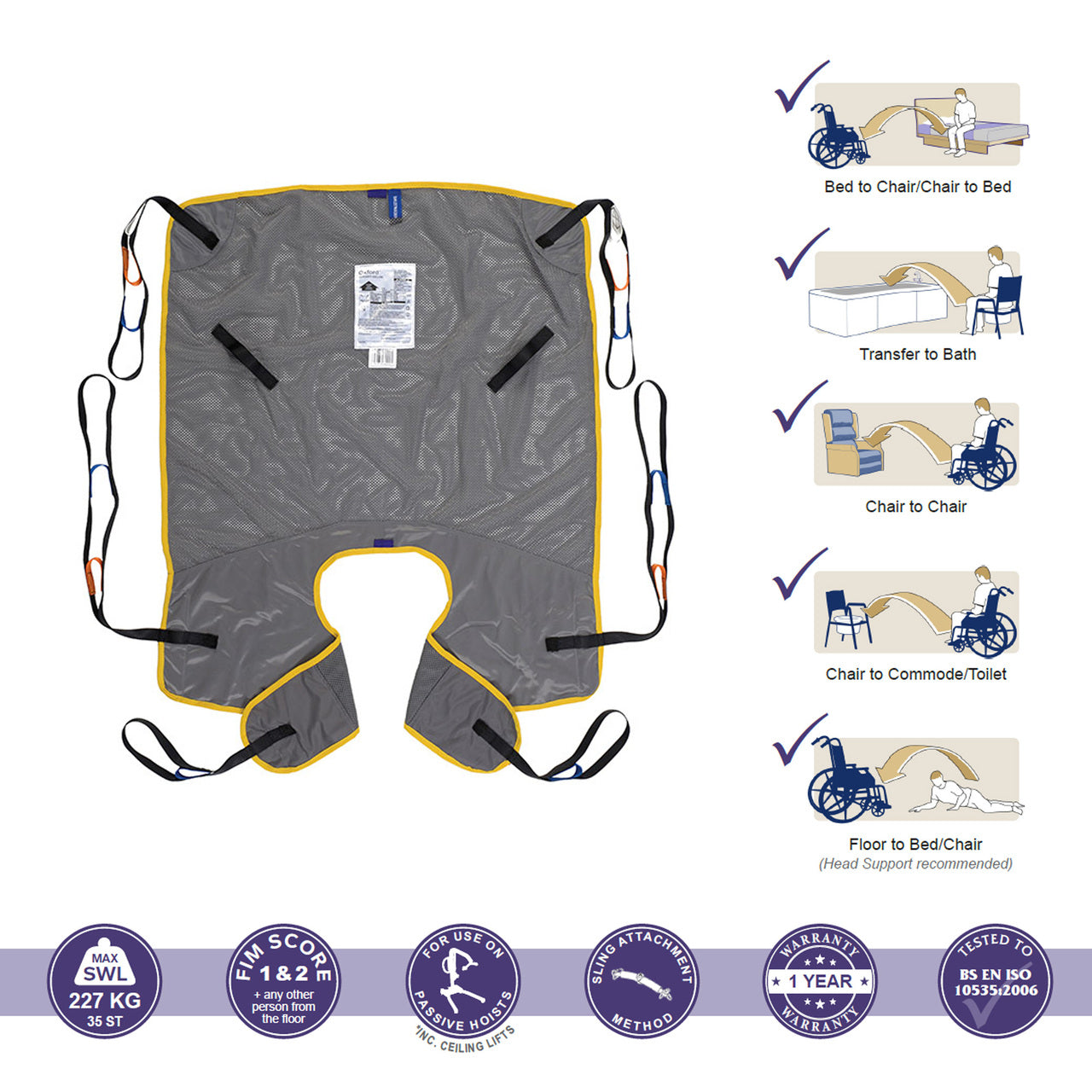 Oxford Quickfit Deluxe Sling