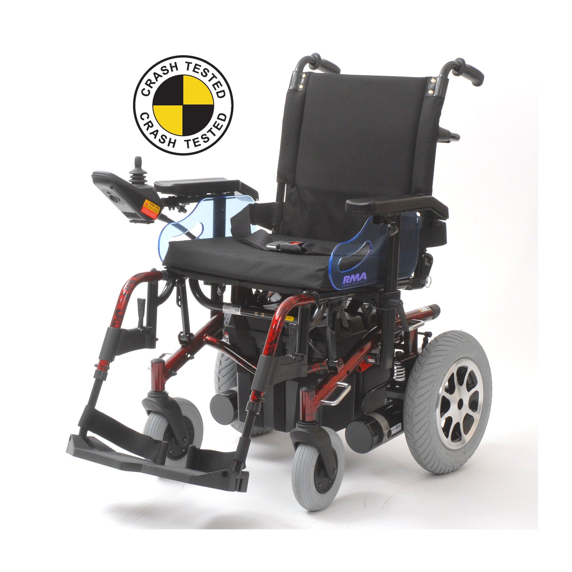 Roma Marbella Comfort 4mph Power Chair