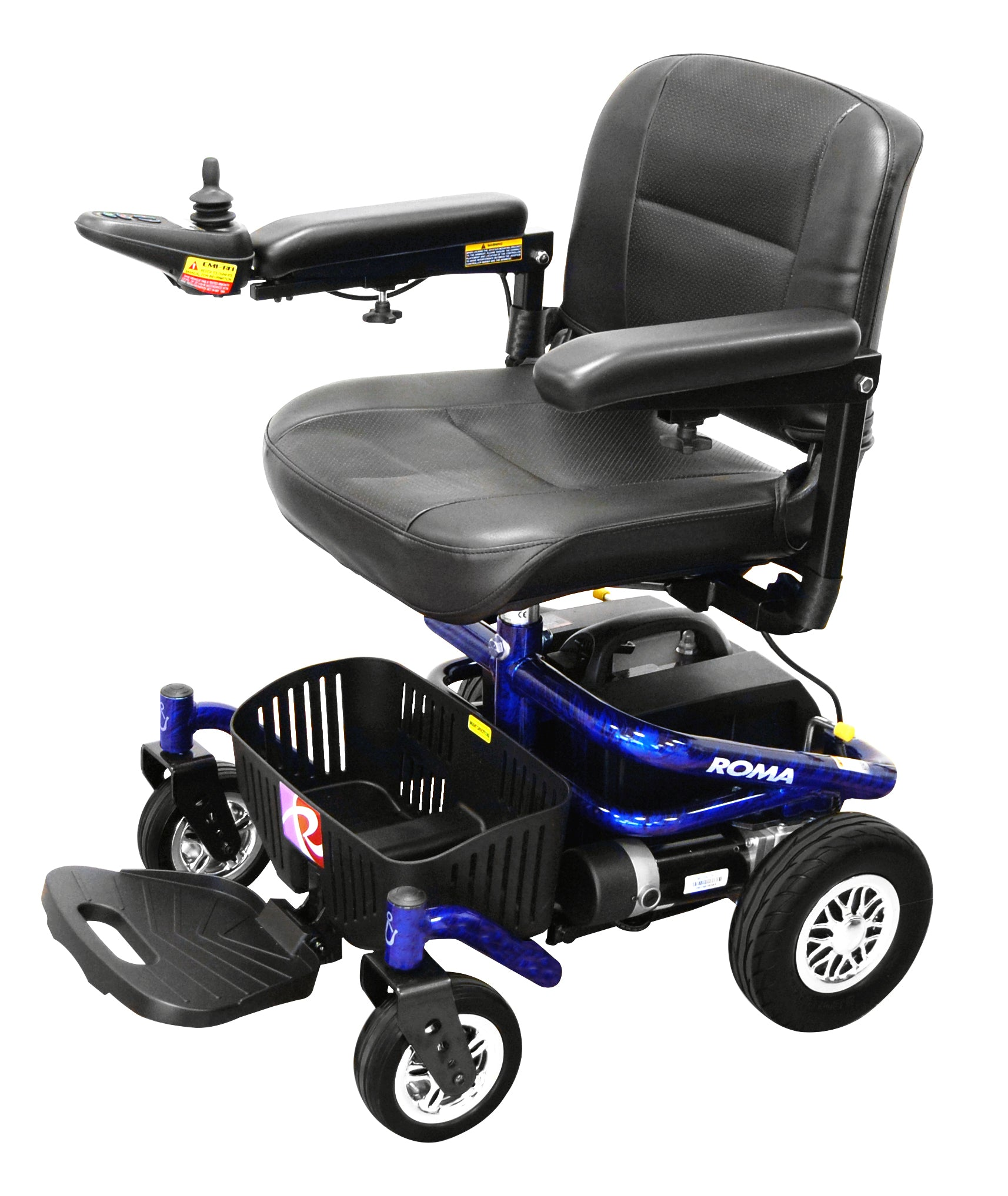 Roma Reno Elite Portable 4mph Power Chair