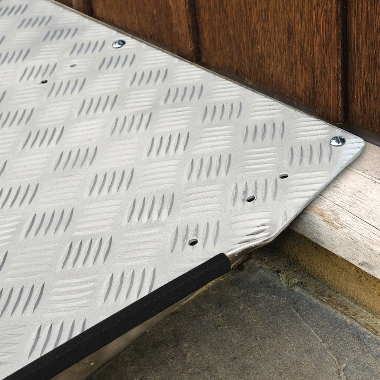 Permaramp Outdoor Threshold-Fixing Access Ramp