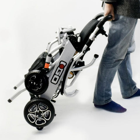 Pride I-Go 1st Generation Folding Ultra Portable Powerchair