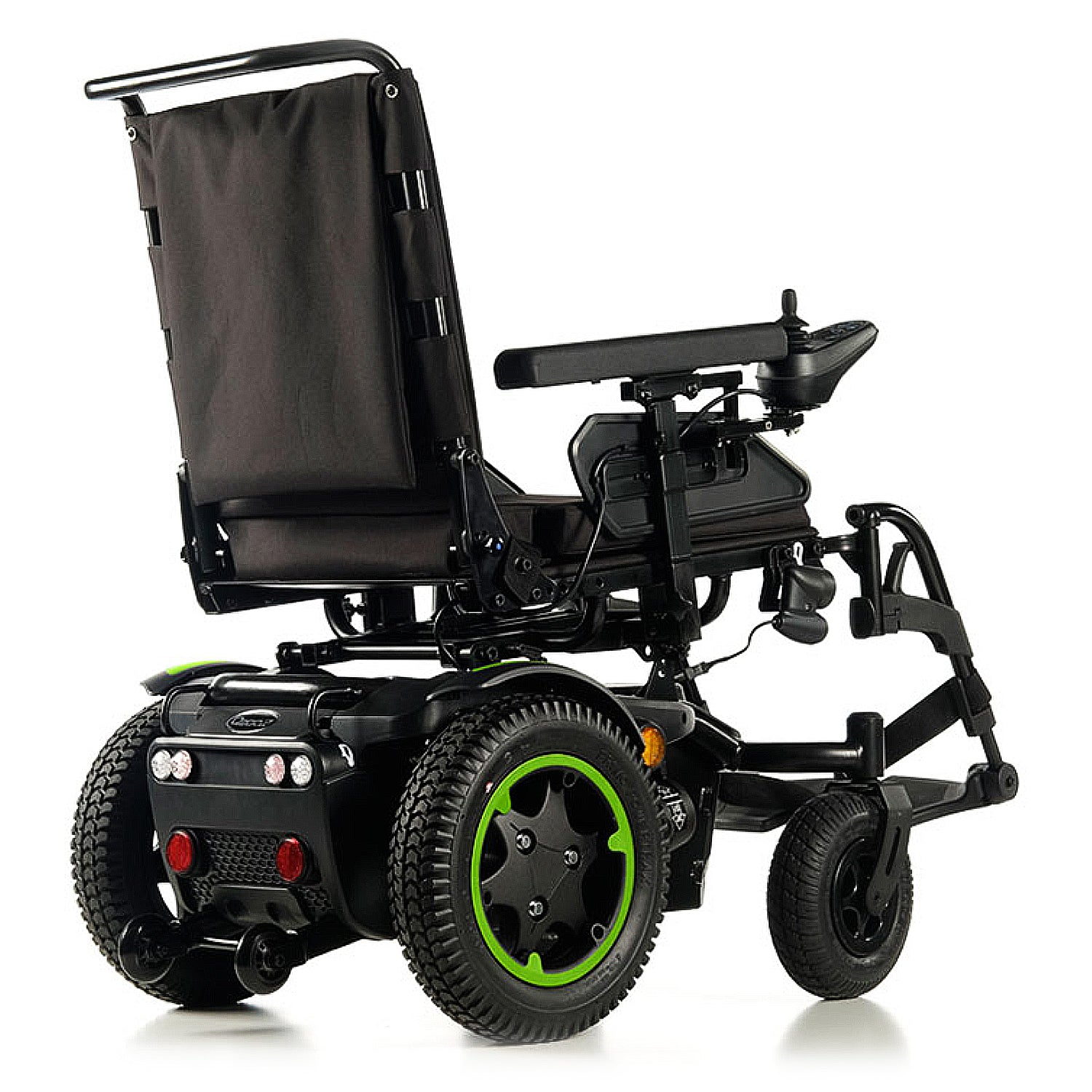 Quickie Salsa Q200R Pre-Configured Power Chair