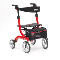 Nitro Mini Rollator (Red)