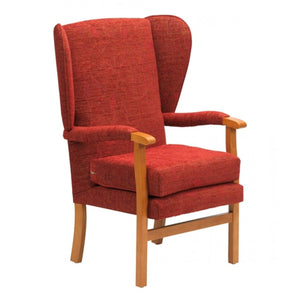 Jubilee High Seat Fireside Chair