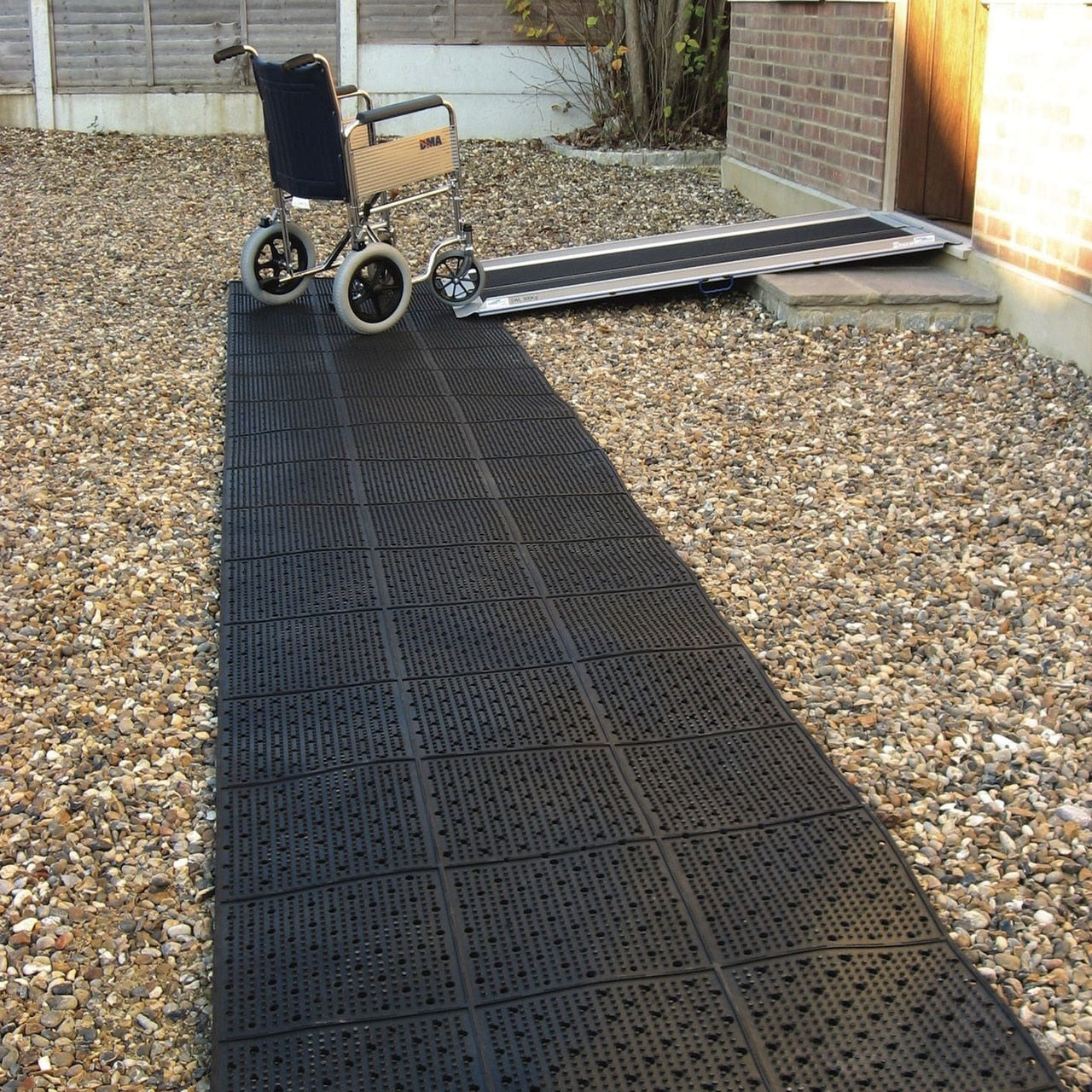 Rollout Trackway for Gravel & Grass Mobility Access