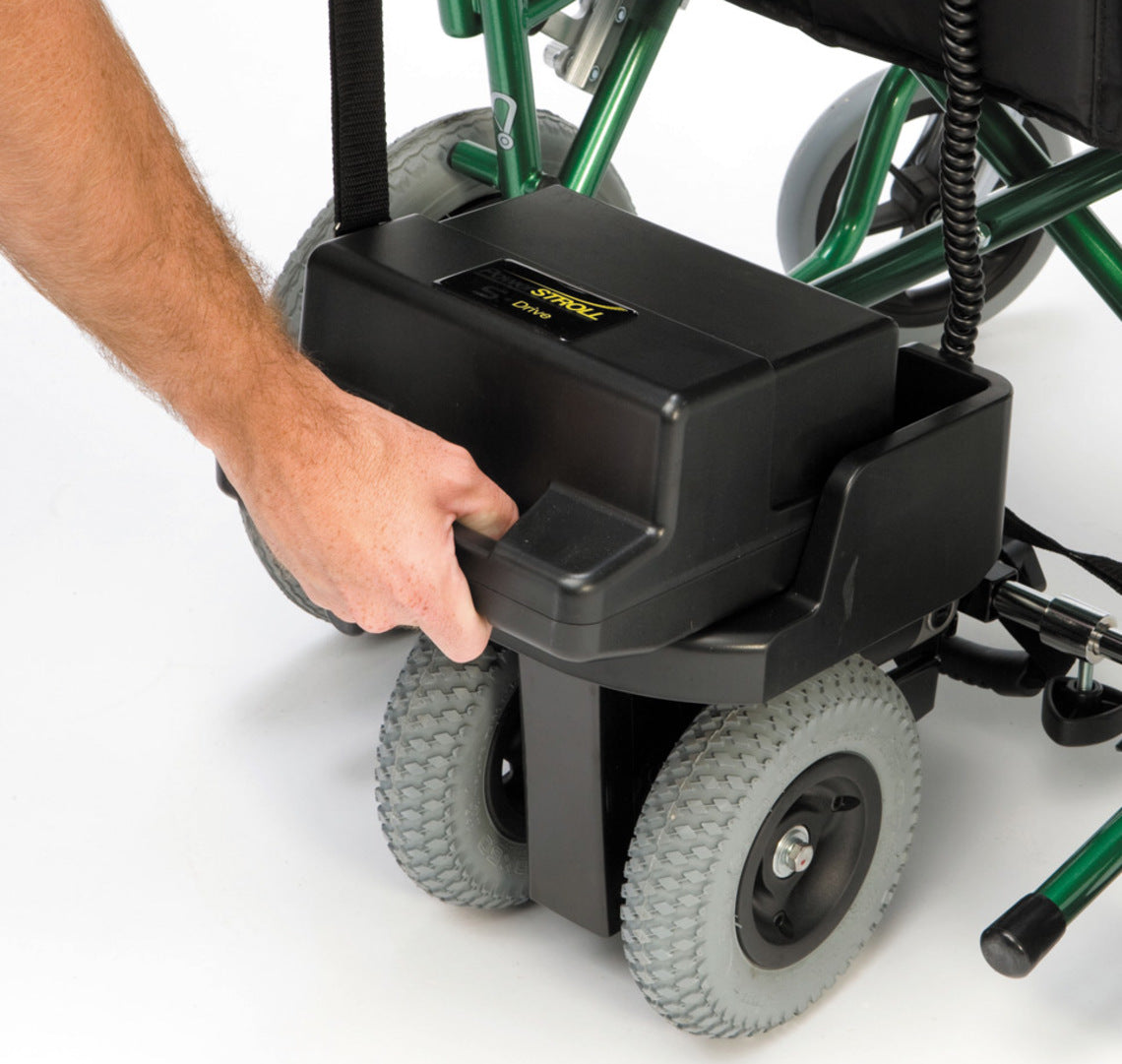 Drive Powerstroll Heavy Duty Wheelchair Powerpack With Reverse