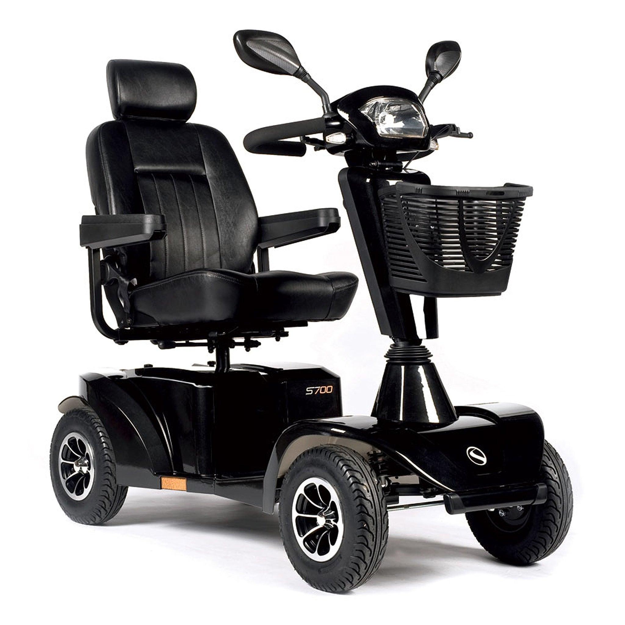 Sterling S700 Road Legal 8mph Long Range Mobility Scooter
