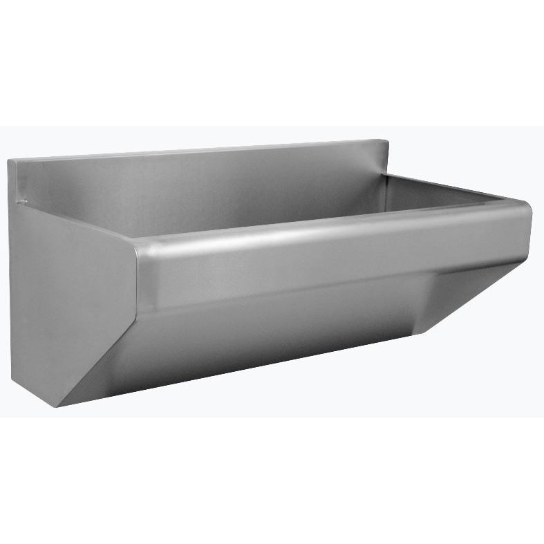 Parry Medical-Grade Stainless Scrub Sink