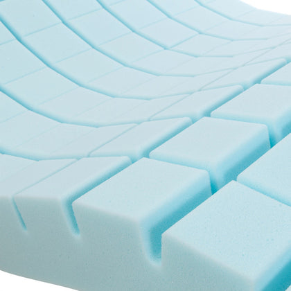 Sensaflex 500 Medium Risk Castellated Foam Pressure Relief Mattress