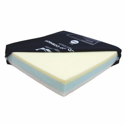 Visco Top 3 Layer Cushion