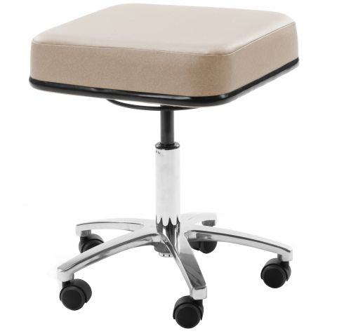 Square Medical Stool