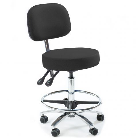 Round Medical Chair