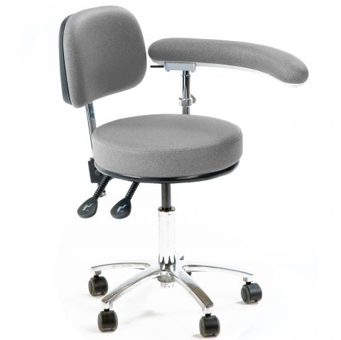 Multi Procedures Chair with 360° Swing Arm