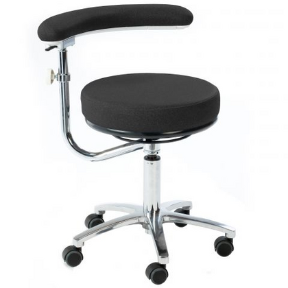 Multi Procedures Stool with 360° Swing Arm