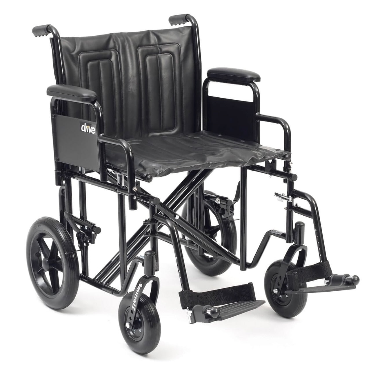Sentra HD Heavy Duty Transit Wheelchair