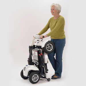 TGA Maximo Large Folding Portable 4mph Scooter