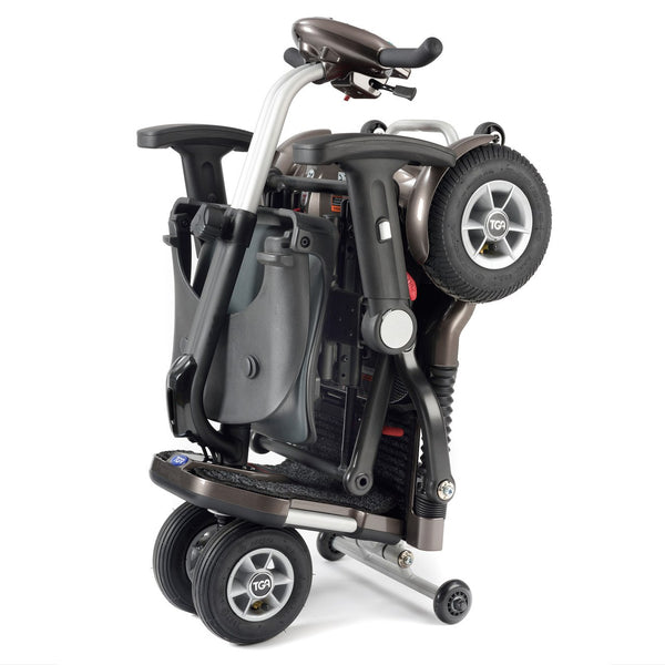 TGA Minimo Plus Folding Portable 4mph Scooter