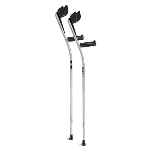 Able 2 Lets Twist Again Crutches - Pair