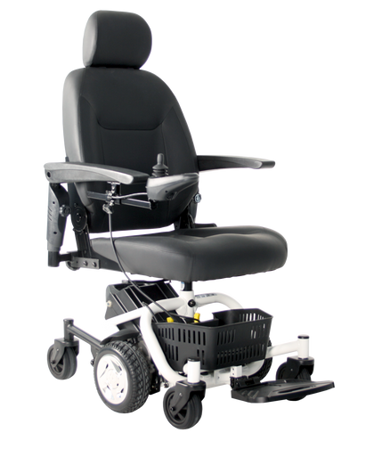 Travelux Quest Mid Wheel 4mph Power Chair