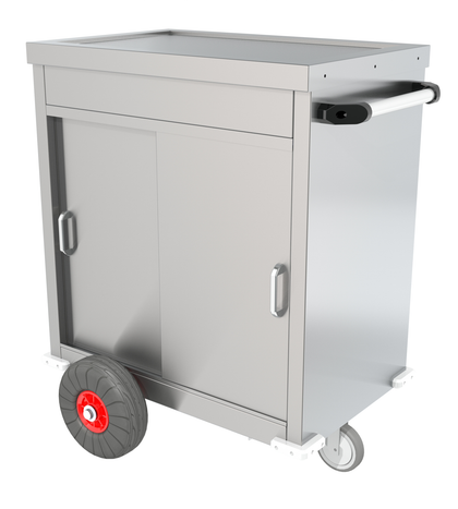 Parry Stainless Multi-Purpose Ambient Trolley