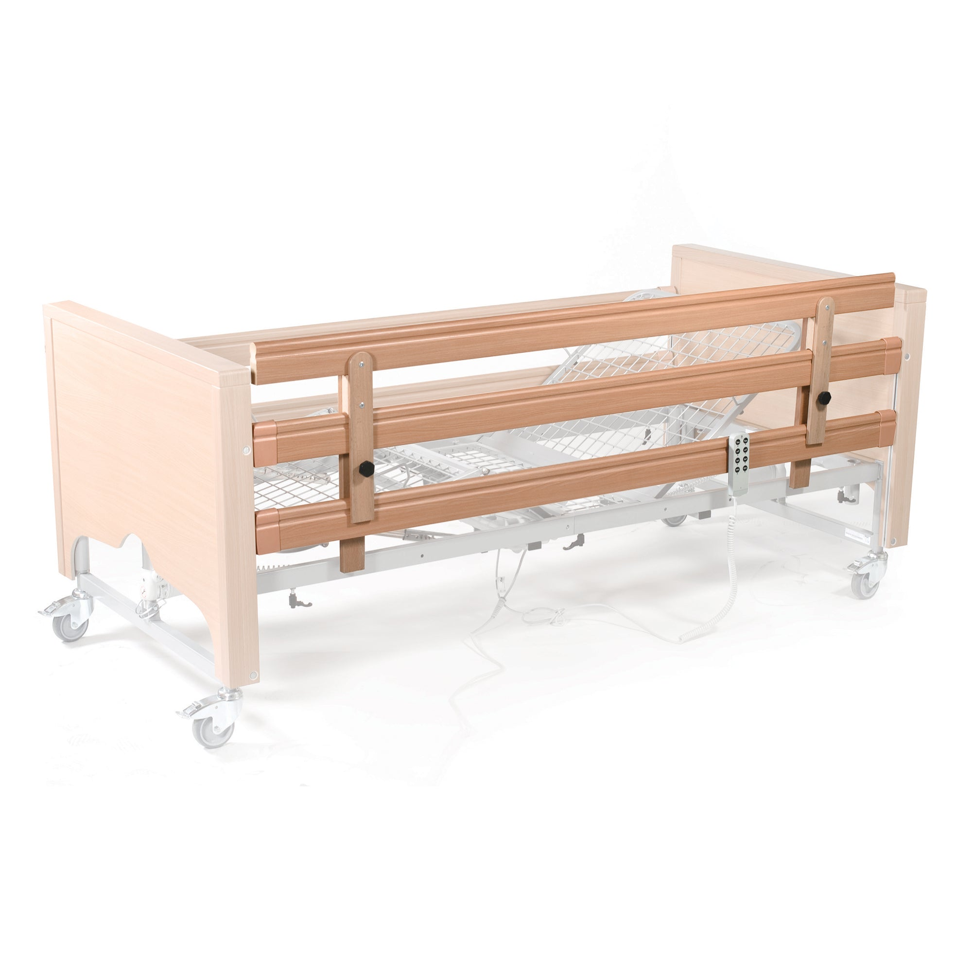 Extra High Side Rail Extension For Alerta Encore Beds