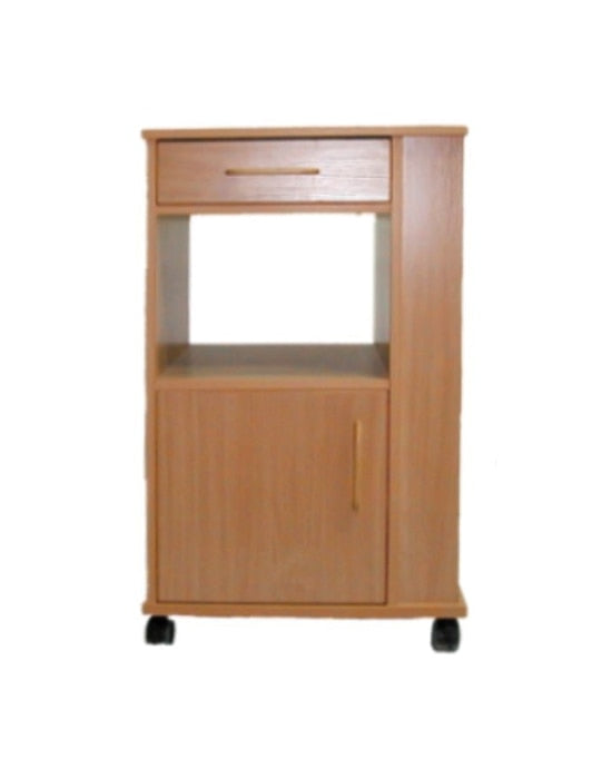 Virgo Bedside Cabinet With Bottle Holder