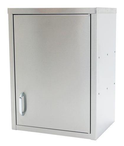 Parry Stainless Wall Cupboard