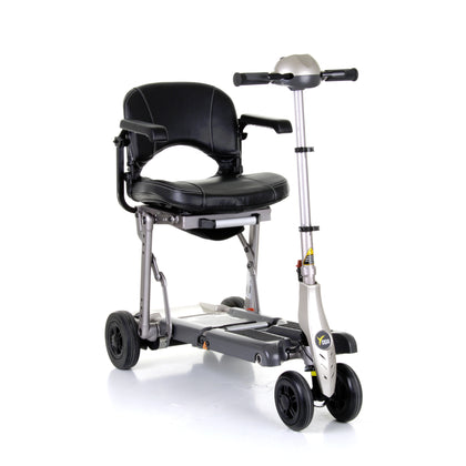 Excel Yoga 4mph Folding Travel Mobility Scooter
