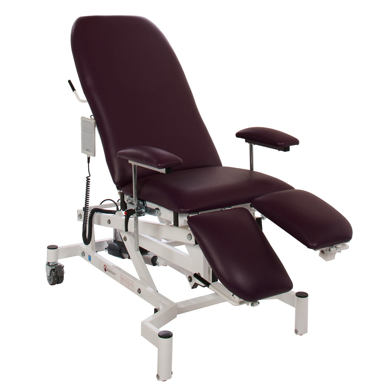 Doherty Variable Height Treatment Chair