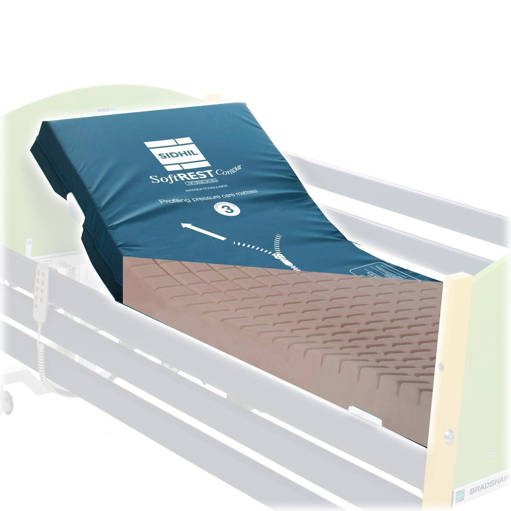 Softrest Junior Contour Foam Mattress
