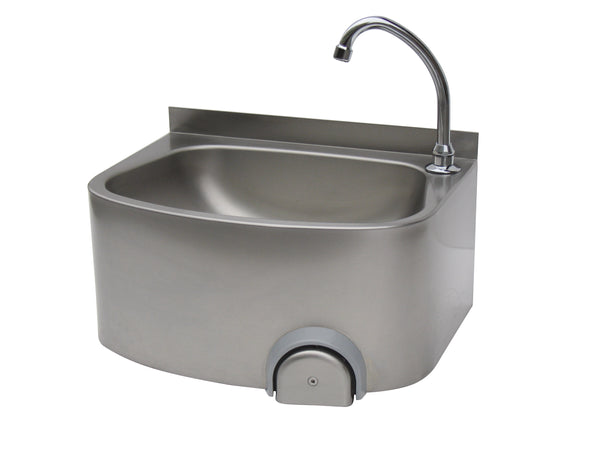 Parry Stainless Knee Operated Sink